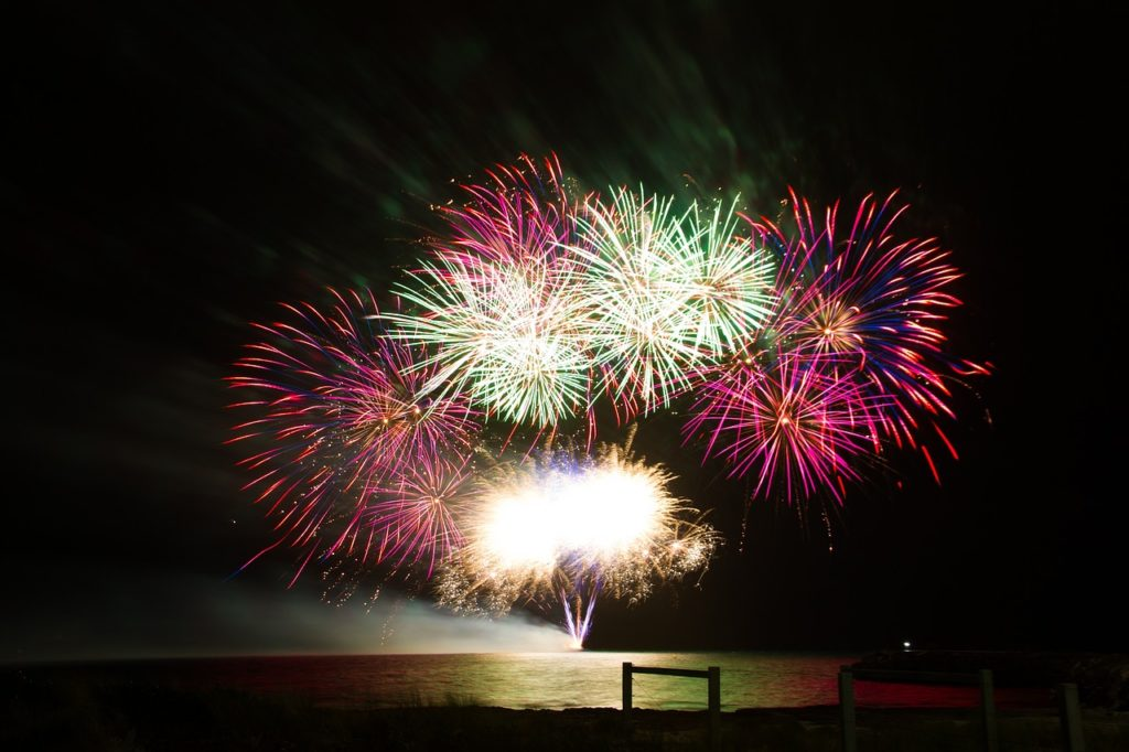 charleston new year's eve events